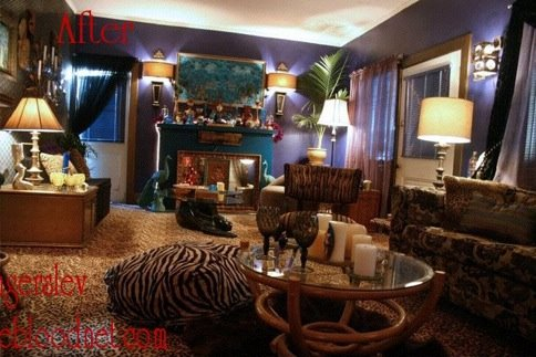 True blood interior design for Interior design lafayette la
