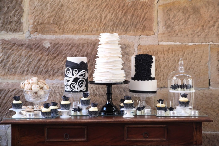 Excellent Elegant Black and White Birthday Decorations 700 x 467 · 114 kB · jpeg
