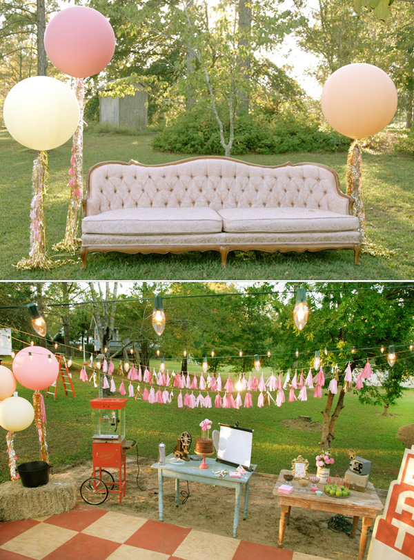 A blog about home decor and more for 13th birthday party decoration ideas